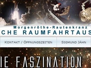 Morgenröthe-Rautenkranz: Raumfahrtausstellung mit vielen Attraktionen für Groß und Klein