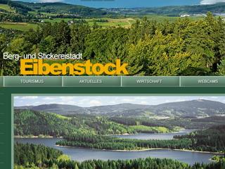 Natur pur: die Talsperre Eibenstock