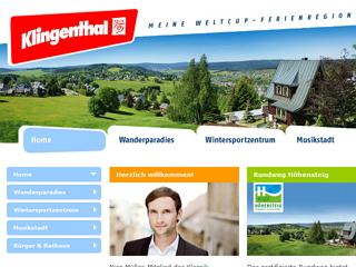 Klingenthal – die Weltcup-Ferienregion